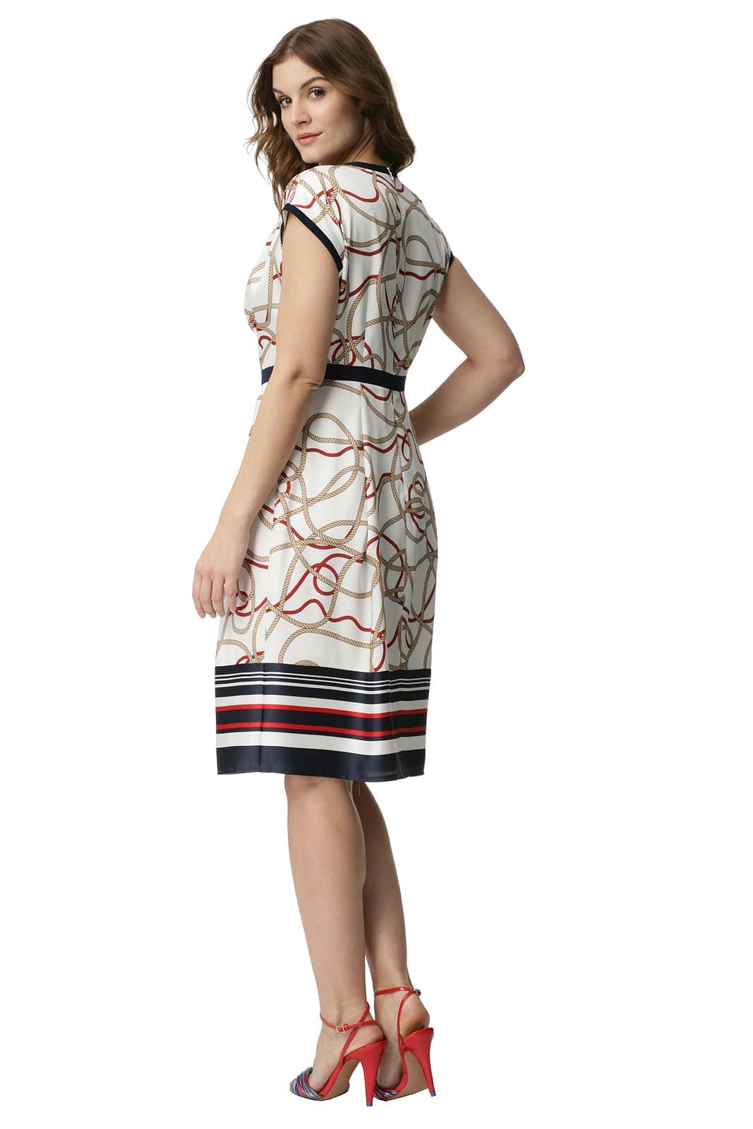 aa861930bf Sukienka z zakładkami Marcelina - Modesta - ponad 30 lat na rynku