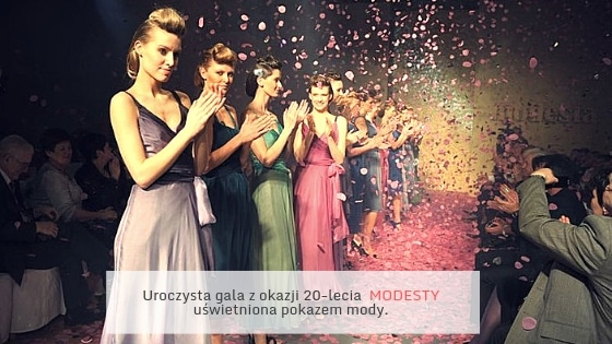 20-lecie Modesty