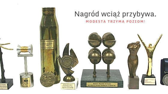 Nagrody Modesty