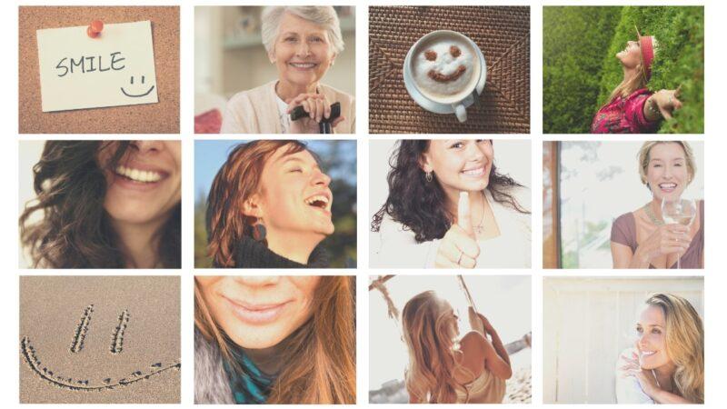 uśmiech jest niezastąpiony
